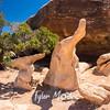 659  G Canyonlands Rocks