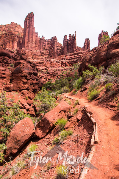 299  G Trail and Fisher Towers V