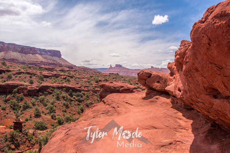 128  G Trail View South