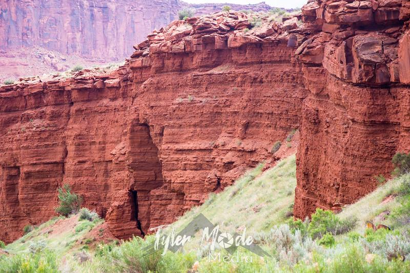 90  G Red Rocks