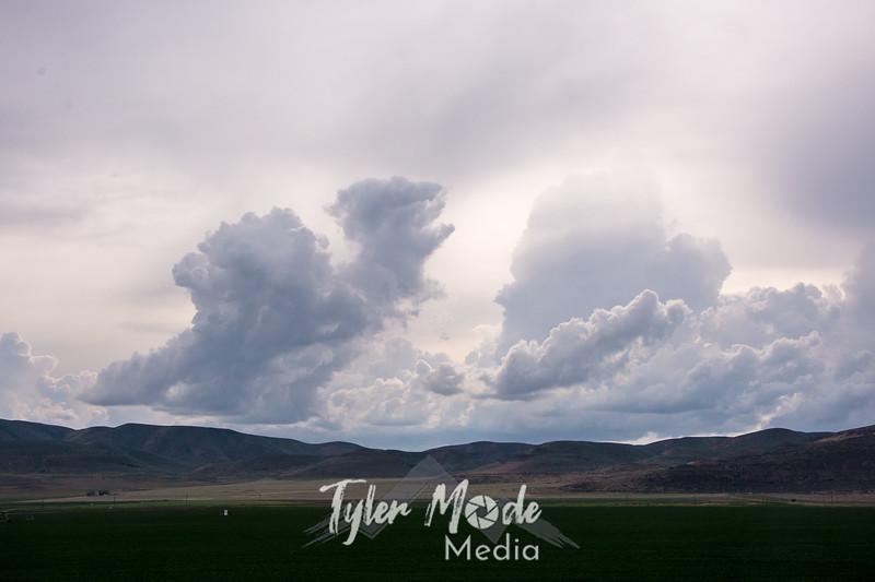 15  G Utah Storm Clouds
