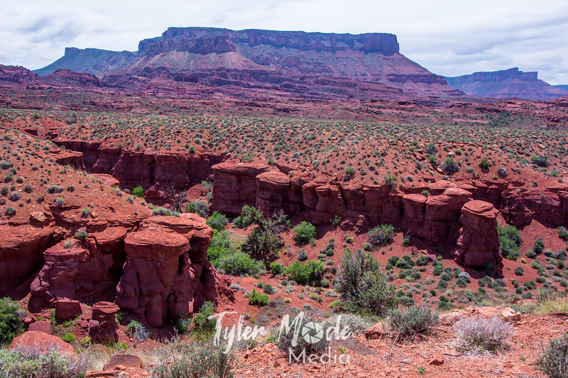109  G Round Red Rocks Wide