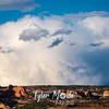 830  G Stormy Utah View
