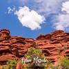 139  G Red Rocks Blue Skies