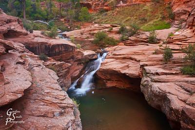 Millcreek Canyon Waterfall