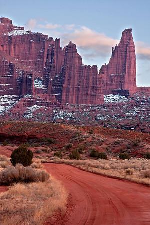 Around Moab