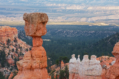 Thor's Hammer of Bryce Canyon
