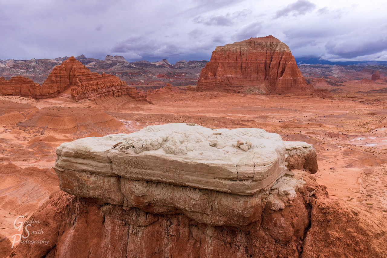 Cathedral Valley guide:  photography and exploration in Capitol Reef