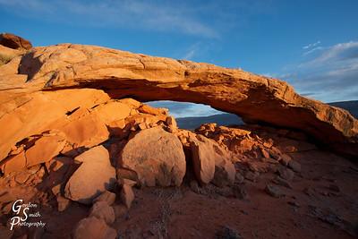 Moonrise Arch