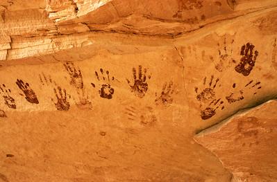 Handprints-NaturalBridges_NM