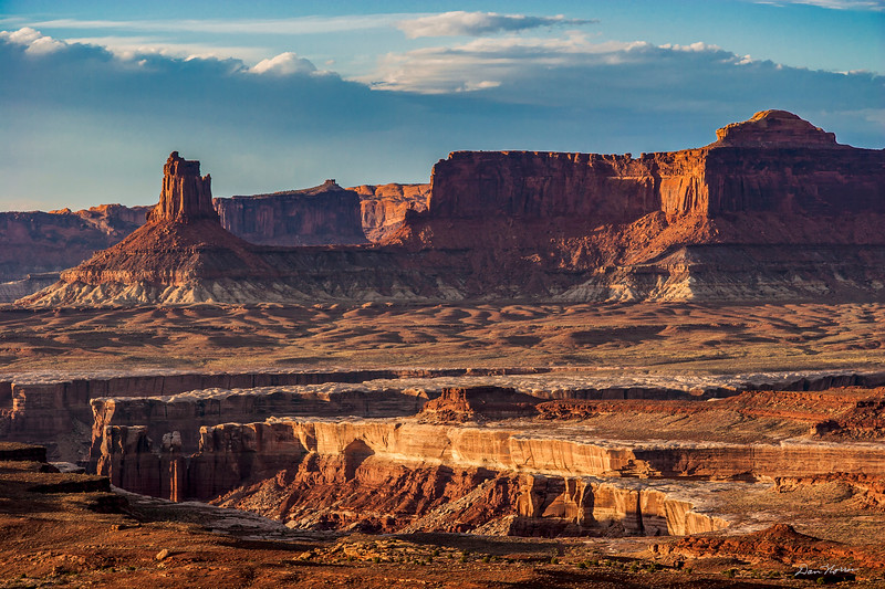 Candlestick Tower from the White Rim