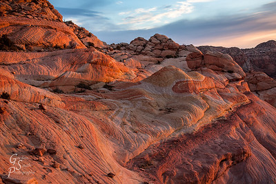 Colorful Candy Cliffs