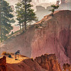 Fotoman capturing Bryce Canyon, UT.