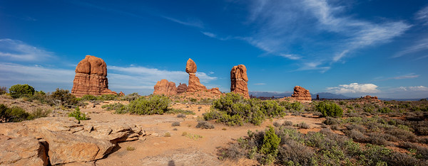 Balancing Rock, Arches National Park, UT