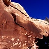 Wolf Ranch Petroglyphs, Arches