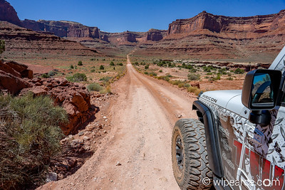 Shafer Canyon Road, Canyonlands National Park