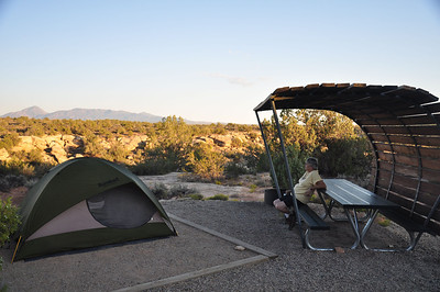 Hovenweep campground