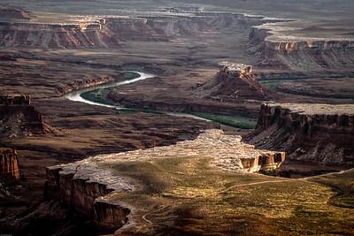 Green River and White Rim Sandstone #1