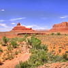 Valley of the Gods.  Many western movies were filmed here.