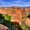 Canyon de Chelly, another place I would like to visit with more time.  I think you can go on to the floor of the canyon with a Navajo guide.