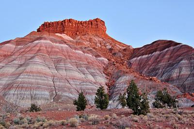 Colorful Paria Badlands