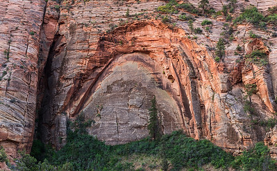 Arch of Zion