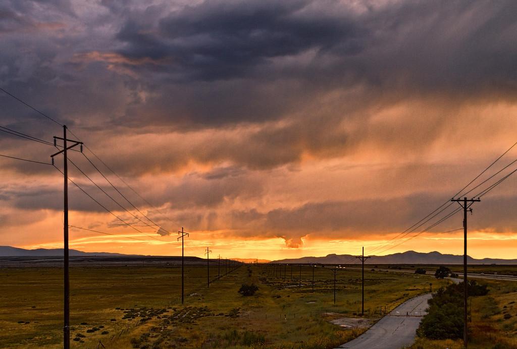 Power Sunset