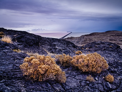 Silence @ Great Salt Lake, Utah