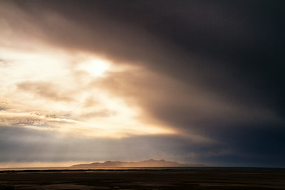 Windy Great Salt Lake