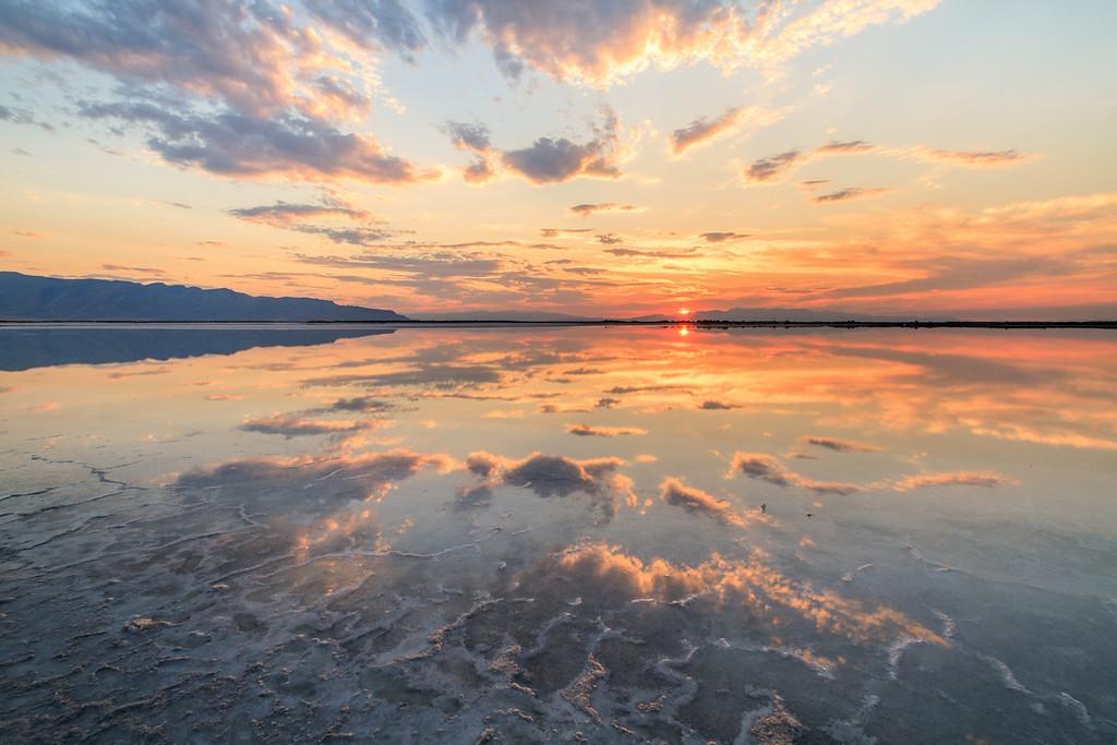 our beautiful Great Salt Lake