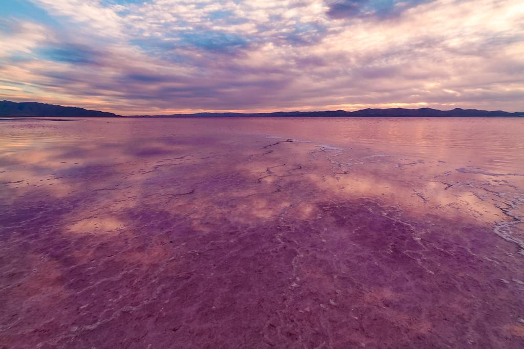 Utah's Red Sea
