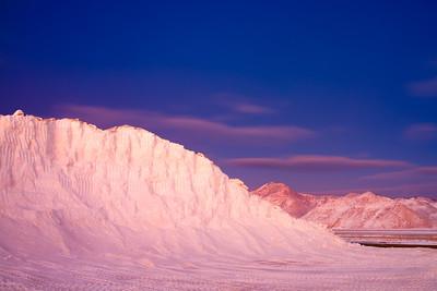 Slaves to the salt @ Great Salt Lake, Utah