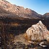 Shanty Canyon Fire, Stansbury Island, Utah