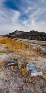 used hardware @ Great Salt Lake, Utah
