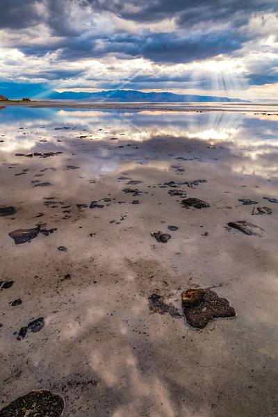 Great Salt Lake shoreline