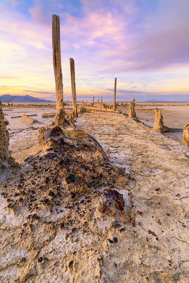 Burmester saltworks