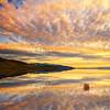 Sunset Stansbury Island