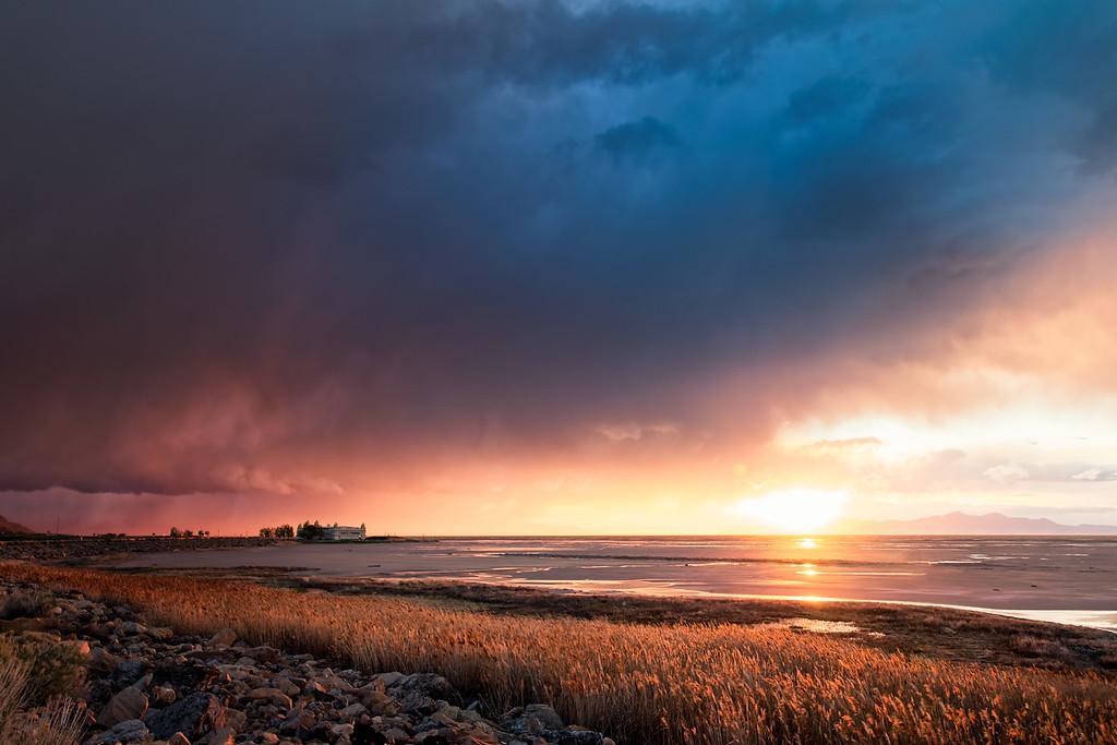Spring Storm Salt Air
