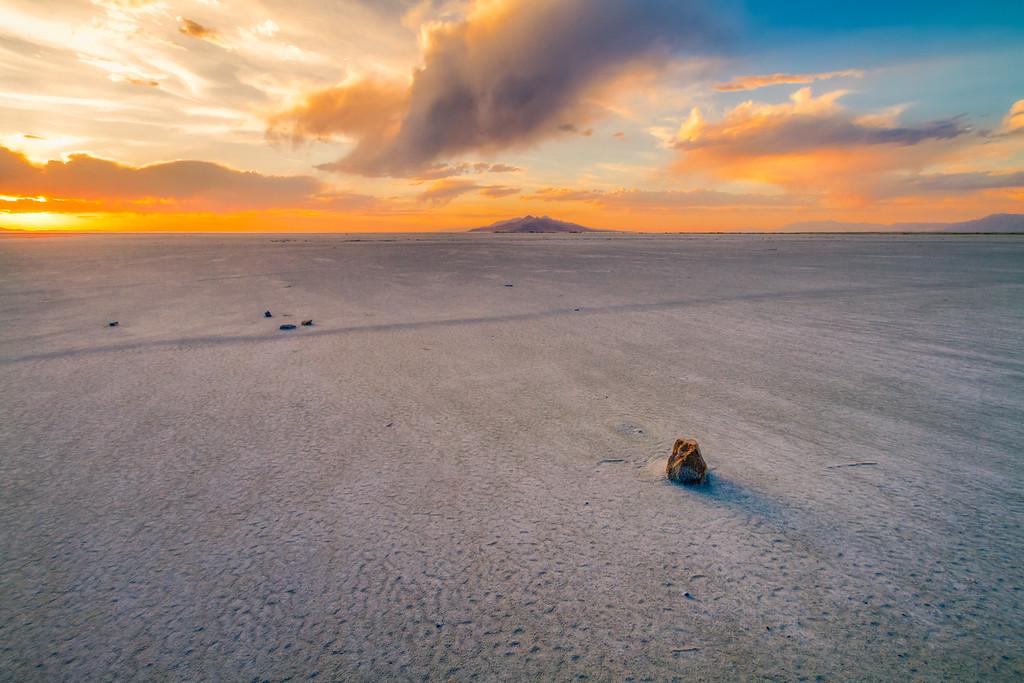 Great Salt Lake playa