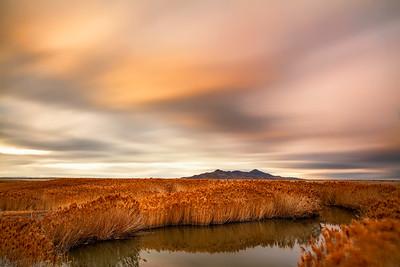 Lee Creek, Great Salt Lake, utah