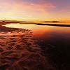 Sunset Great Salt Lake, Utah