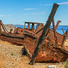Lake Boats Rusted