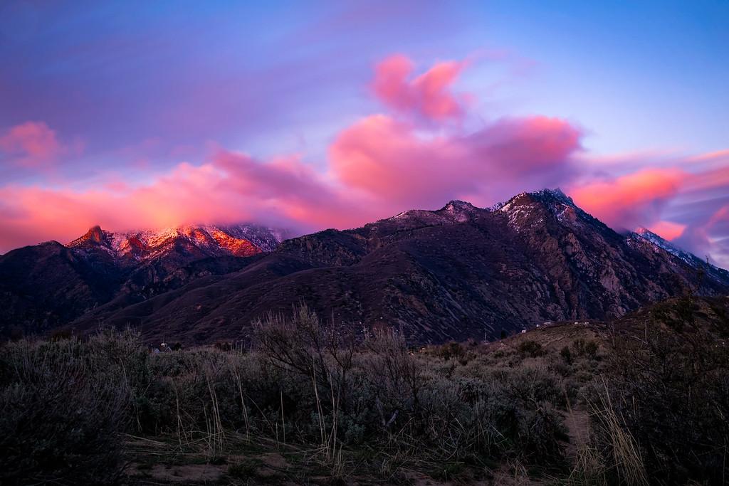Twin Peaks Breaking storm