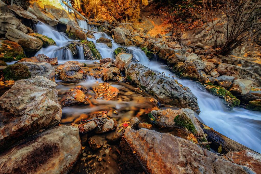S Curve Falls