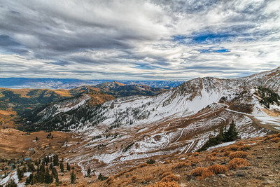 West side of Mineral Basin