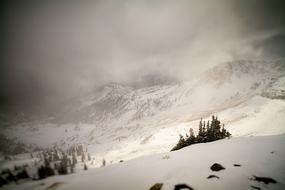 Cloudy Mineral Basin