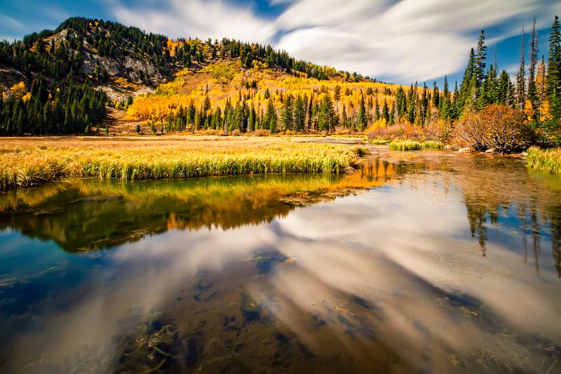 Change of the Season; Silver Lake, Utah