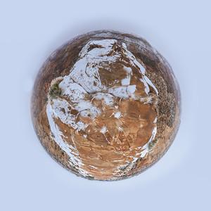 San Rafael Swell small planet