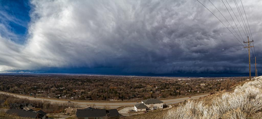 todays storm