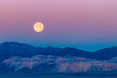 Kennecott and Full Moon